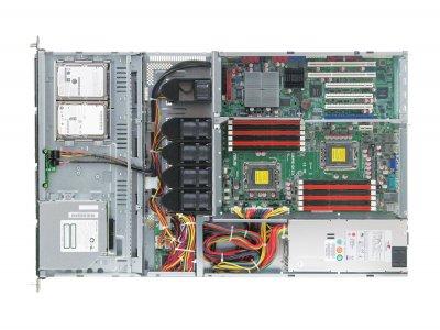 Серверний корпус RSC-1DG2-50E-SA10-2 AIC чорний