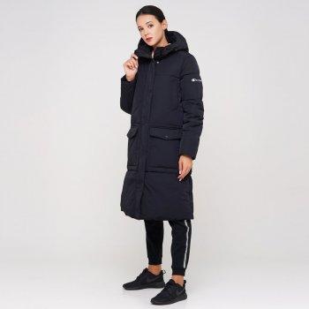 Женские куртки Champion Hooded Jacket Черный (cha113445-NBK)