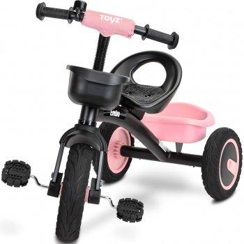 Велосипед трехколесный Caretero Toyz Embo Pink (TOYZ-0306)