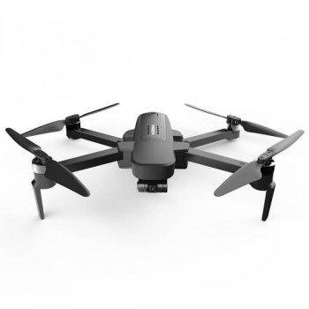 Квадрокоптер Hubsan Zino PRO Plus Portable − дрон с 4K камерой, GPS, FPV, БК моторы, до 8 км, до 86 мин. + кейс (k380)