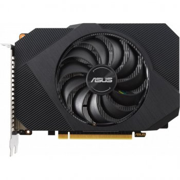 Відеокарта ASUS GeForce GTX1650 4096Mb PH OC D6 P (PH-GTX1650-O4GD6-P)