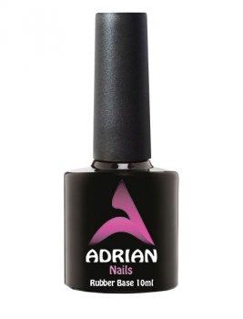 Каучуковая база - Rubber Base Adrian Nails - 10мл