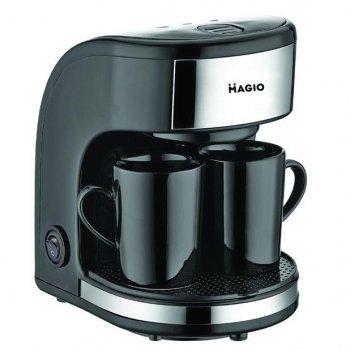 Капельная Кофеварка на 2 чашки Magio МG-348