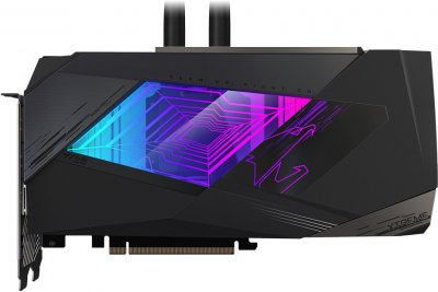 Gigabyte PCI-Ex GeForce RTX 3090 Aorus Xtreme Waterforce 24GB GDDR6X (384bit) (1785/19500) (3 х HDMI, 3 x DisplayPort) (GV-N3090AORUSX W-24GD)