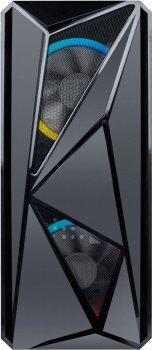 Корпус 1stPlayer F4-3R2 RGB Black