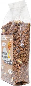Гранола Oats&Honey шоколадная пленка 750 г (4820013333973)