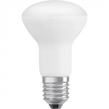 Світлодіодна лампа OSRAM LS R63 60 7W/840 230VFR w E27.o. CE (4058075282650)