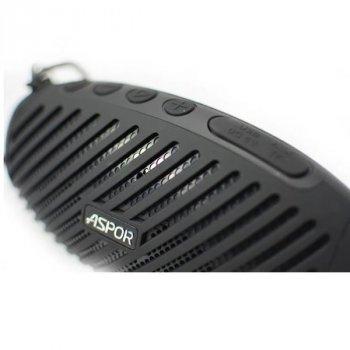 Портативна Bluetooth колонка Aspor P5 Plus