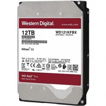 """Жорсткий диск 3.5"""" 12TB WD (WD121KFBX)"""