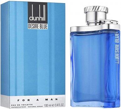 Тестер Туалетная вода для мужчин Alfred Dunhill Desire Blue 100 мл (085715801579)