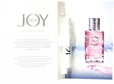 Пробник Парфюмированная вода для женщин Christian Dior Joy By Dior Intense 1 мл (3348901487474/3348901487467)