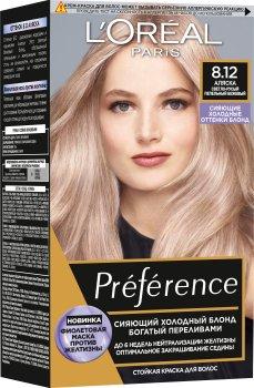 Краска для волос L'Oréal Paris Preference 2 х 60 мл + 54 мл