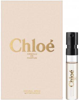 Пробник Парфюмированная вода для женщин Chloe Absolu de Parfum Limited Edition 1.2 мл (3614225386664)