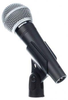 Мікрофон вокальний Shure SM48S-LC