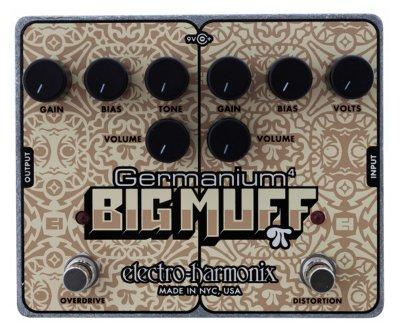 Педаль эффектов Electro-Harmonix Germanium 4 Big Muff Pi