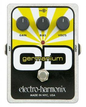 Педаль эффектов Electro-Harmonix Germanium OD