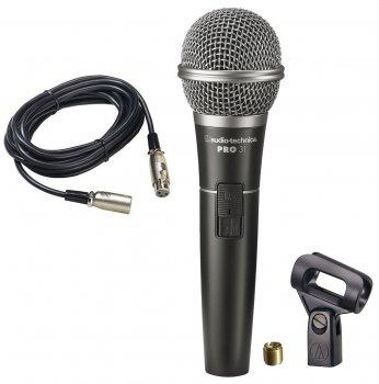 Мікрофон вокальний Audio-Technica PRO 31QTR