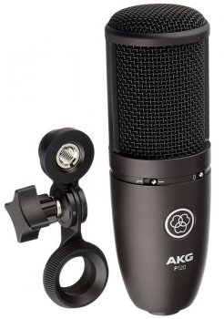 Мікрофон студійний AKG P120