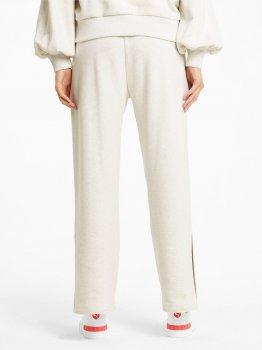 Спортивні штани Puma HER Wide Pants 58596802 White Heather