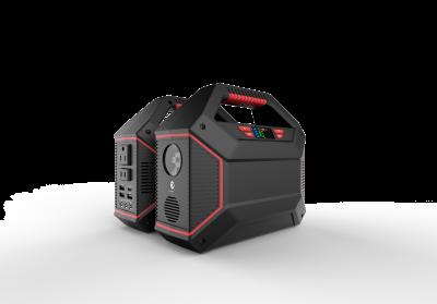 УМБ Портативний джерело живлення Smartbuster S365, 220В, 42000мАч