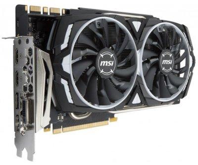 Відеокарта MSI GeForce GTX 1080 TI ARMOR 11G OC