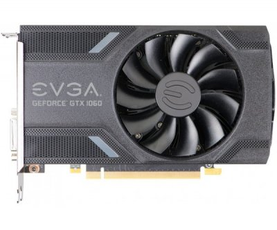 Відеокарта EVGA GeForce GTX 1060 3GB SC GAMING (03G-P4-6162-KR)