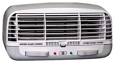 Очиститель ионизатор воздуха ZENET Супер Плюс Турбо серый