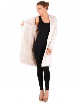 Пальто H&M 3012-5373016 Пудра