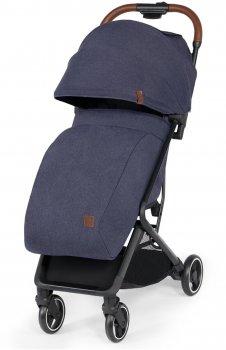 Прогулочная коляска Kinderkraft Nubi Navy (304053)
