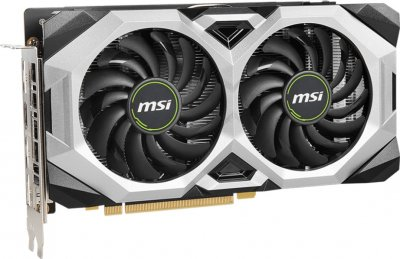 MSI PCI-Ex GeForce GTX 1660 Super Ventus OC 6GB GDDR6 (192bit) (1815/14000) (HDMI, 3 x DisplayPort) (GTX 1660 SUPER VENTUS OC)