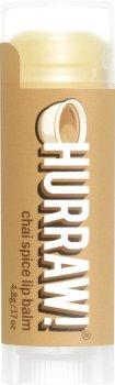 Бальзам для губ Hurraw! Chai Spice Lip Balm Чайные специи 4.8 г (851228005021)