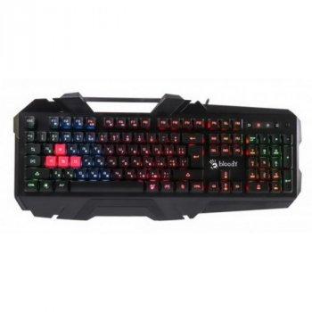 Комплект (клавіатура, миша) A4Tech B2500 Bloody Black USB