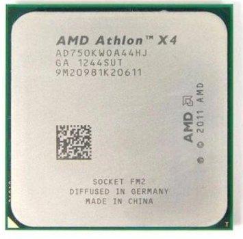 Процесор AMD Athlon X4 750K (AD750KWOHJBOX), б/в