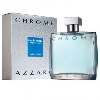 Azzaro Chrome. Туалетная вода (50 мл)