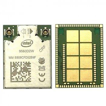 Wi-Fi модуль двухдиапазонный Intel AC 9560 9560D2W NGFF (02001)