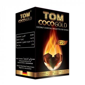 Вугілля Tom Cococha Gold З 22 250 гр