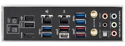 Материнcкая плата ASUS MAXIMUS_XII_HERO_WI-FI s1200 Z490 4xDDR4 M.2 HDMI-DP Wi-Fi!!!BT ATX (JN63MAXIMUS_XII_HERO_WI-FI)