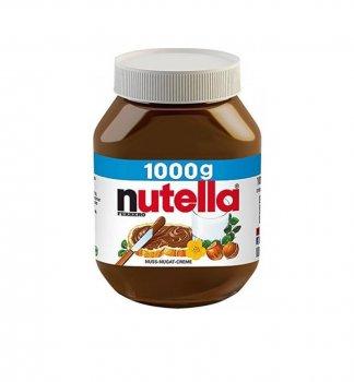 Шоколадная паста Nutella 1000 грамм, нутелла 1000 грамм
