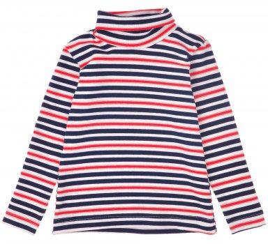 Гольф детский, Danaya, в красно-синюю полоску (040E)