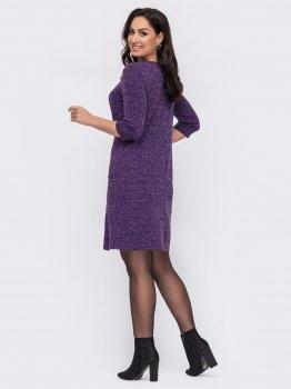 Плаття Dressa 52739 Фіолетове
