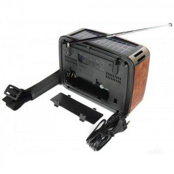 Радіоприймач Портативний Golon RX-455S Red