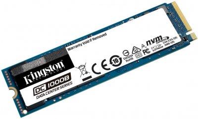 Kingston DC1000B 960GB NVMe M.2 2280 PCIe 3.0 x4 3D NAND TLC (SEDC1000BM8/960G)