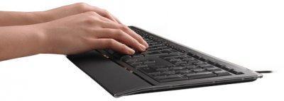 Клавіатура дротова Logitech Illuminated K740 USB (920-005695)