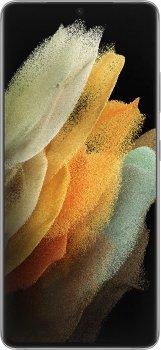 Мобільний телефон Samsung Galaxy S21 Ultra 16/512 GB Phantom Silver (SM-G998BZSHSEK)