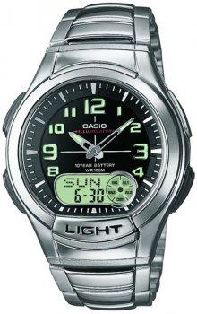 Чоловічий годинник CASIO AQ-180WD-1BVES