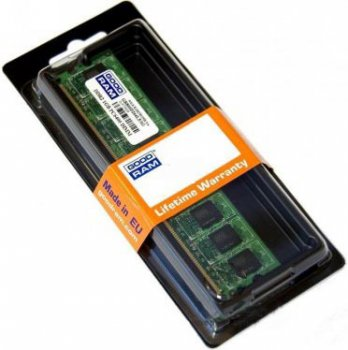 Оперативна пам'ять Goodram DDR3-1333 4096MB PC3-10600 (GR1333D364L9/4G)