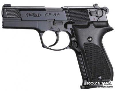 Пневматичний пістолет Umarex Walther Mod.CP88 4 (416.00.00)