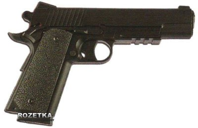 Пневматический пистолет KWC KM42(Z) (1911/KM42ZDHN)