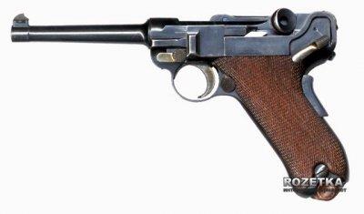 Макет пістолета Luger Parabellum (1226)
