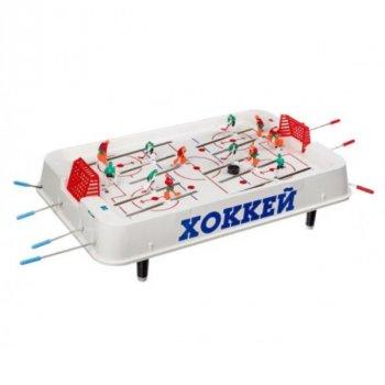 Настільна гра Хокей Play Smart Ігрове поле на ніжках для двох 54*6*29 см